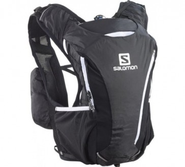 Salomon Skin Pro 10+3 Set backpack black